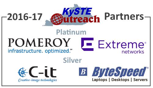 KySTE Outreach 2017 PArtners