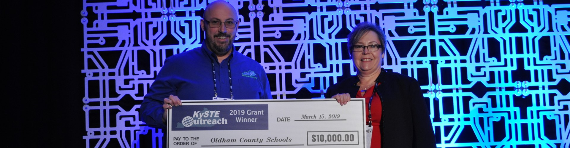 Outreach Grant Winner - Oldham County