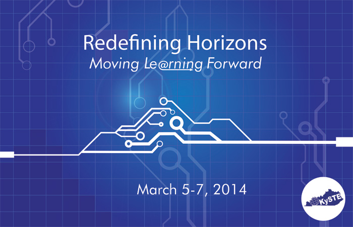 Redefining Horizons - KySTE 2014