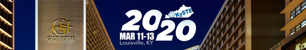 KySTE 2020 March 11-13 Louisville KY